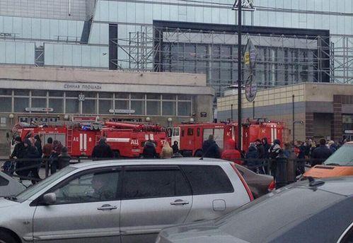 У Петербурзі позакривали 8 станцій метро
