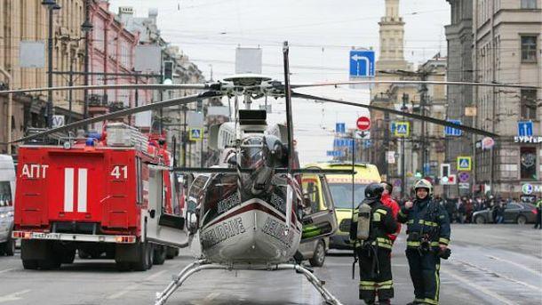 Информацию о втором взрыве не подтверждают