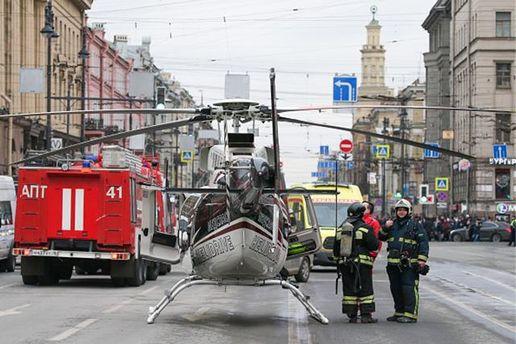 Вибух у метро Петербурга могла влаштувати російська влада
