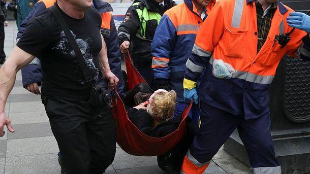 Кто стоит за взрывом в Петербурге?