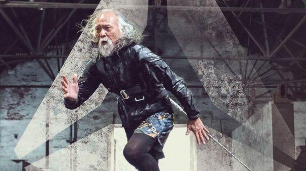81-річний чоловік став обличчям Reebok