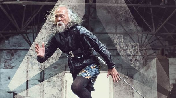 81-летний мужчина стал лицом Reebok