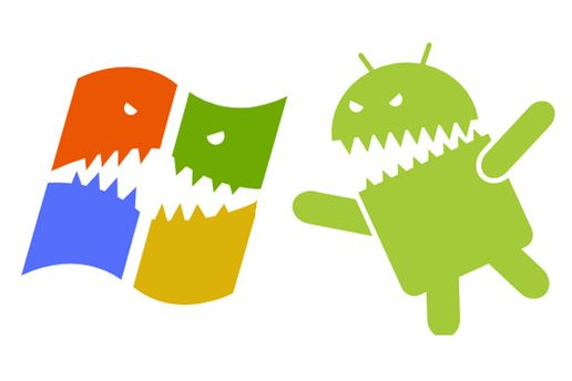 Android стала самой популярной ОС в мире