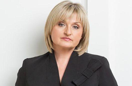 Ирина Луценко стала представителем Петра Порошенко в парламенте