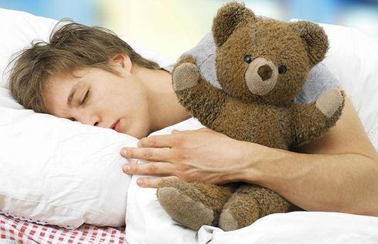Поза, в якій ви спите, розповість багато цікавого про вас
