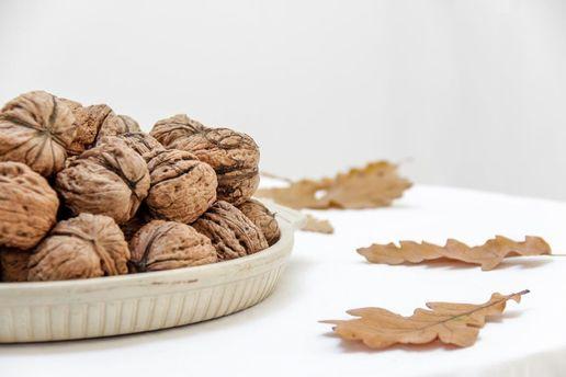 Грецькі горіхи захищають від інсульту
