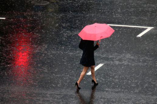 Кое-где возможны дожди