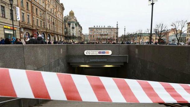 Метро у Санкт-Петербурзі частково відновило роботу