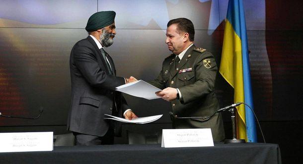 Украина и Канада подписали важные договоренности