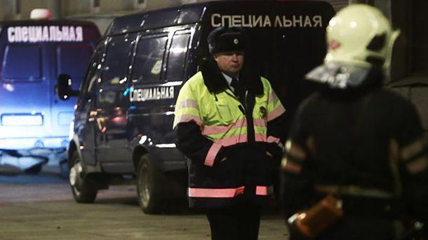 Последствия теракта в Санкт-Петербурге