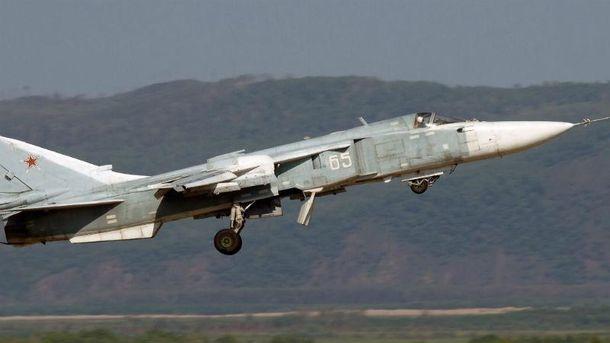 Фронтовий Су-24М