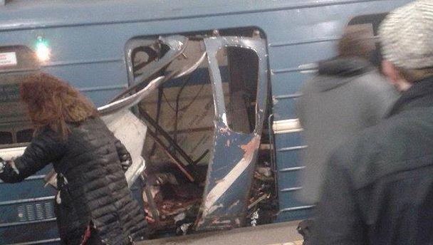 Кто стоит за ужасным терактом в Санкт-Петербурге?