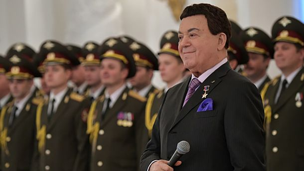 Пропагандист Йосип Кобзон