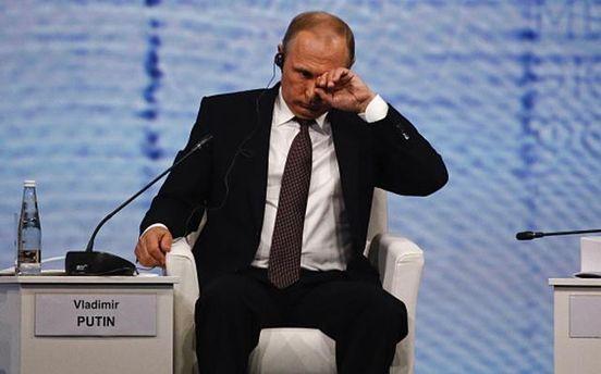 Володимир Путін хоче, щоб Україна припинила блокаду Донбасу