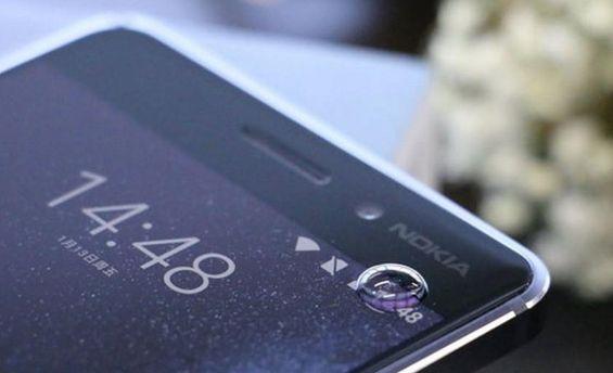 Nokia 9 матиме сканер райдужки ока