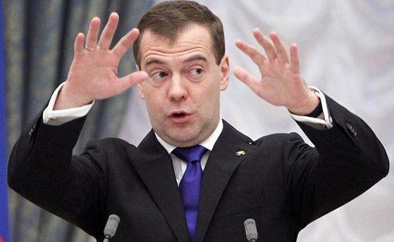 Дмитро Медведєв спростовує компромат про його корупційні дії