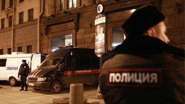 В результате взрыва в петербургском метро погибли 14 человек