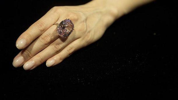 Діамант Pink Star