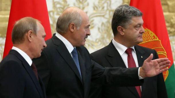 Порошенко и Путина на встрече не будет
