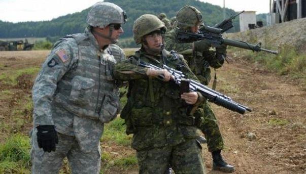 Украину включат в список стран-импортеров канадского оружия