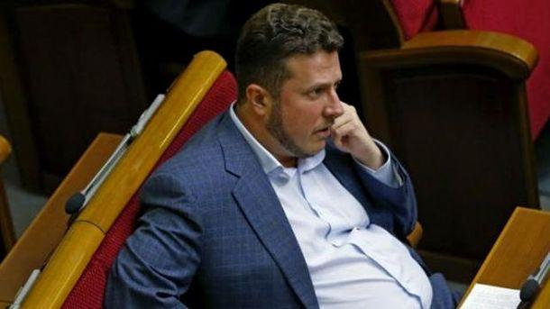 Народный депутат от партии