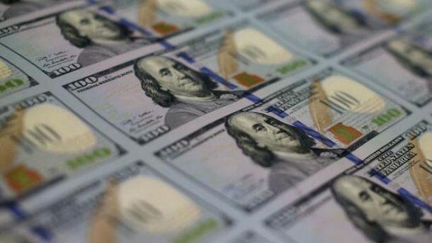 Международные резервы Украины выросли до максимума за последние три года