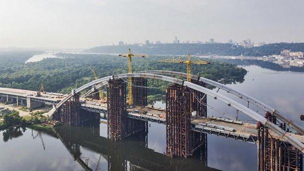 Міст на Троєщину