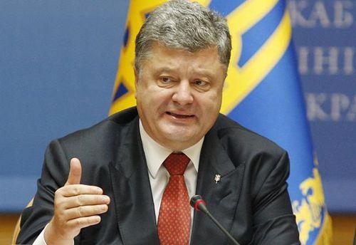 Пето Порошенко пояснив, чим Україна відрізняється від Росії