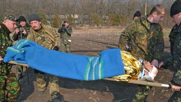 За минулу добу чотири українські бійці зазнали поранень