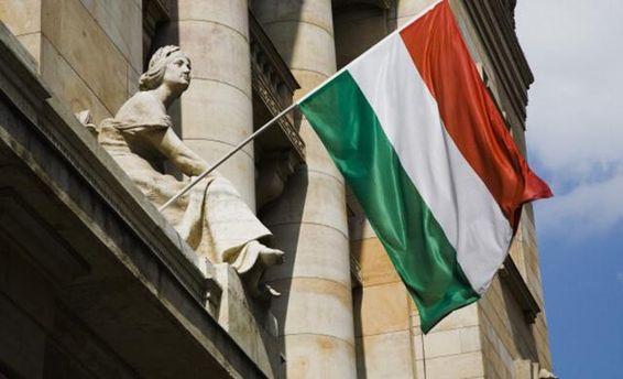 Вандалы повредили на Закарпатье венгерский флаг
