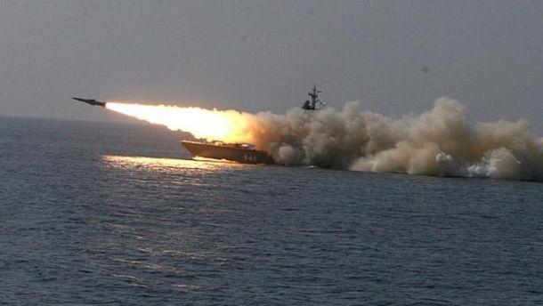 США выпустили ракеты на Сирию