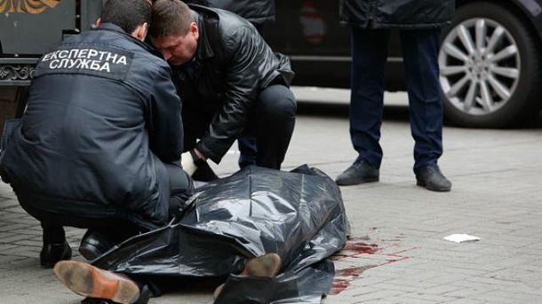 Полиция Киева расследует убийство Вороненкова