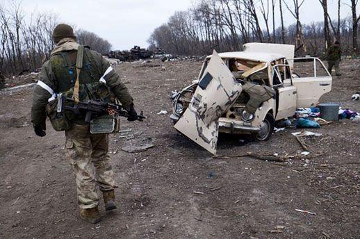 Через п'яні витівки бойовиків на Донбасі гинуть мирні люди