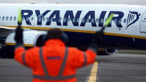 Ryanair літатиме з України вже з вересня