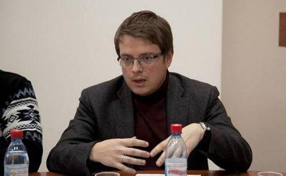 З фракції БПП вийшов Владислав Голуб