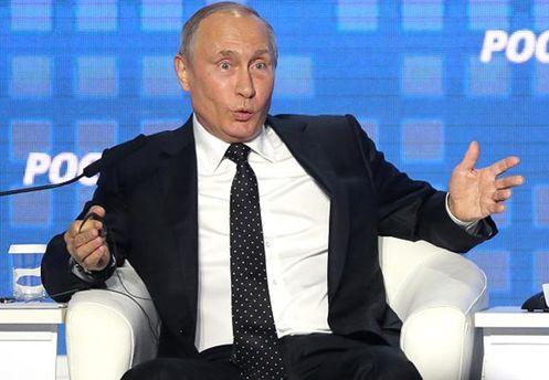 Через удар по Сирії від США Путін скликає Радбез