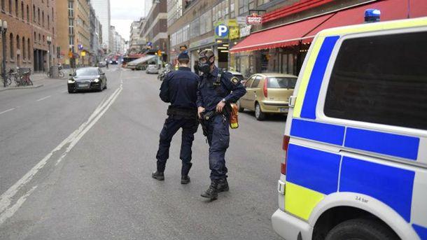 Теракт у Стокгольмі