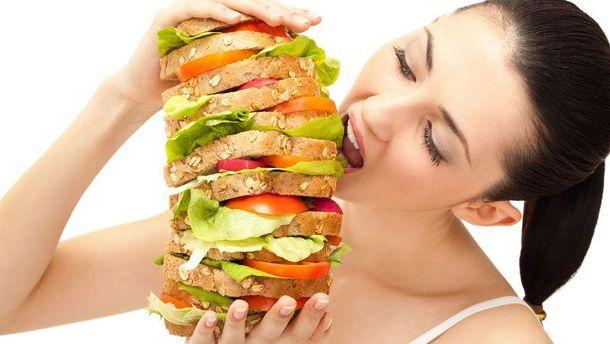 Когда можно есть калорийную пищу