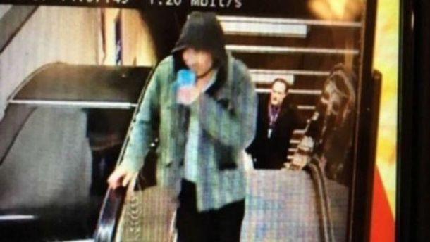 Подозреваемый в совершении теракта в Стокгольме
