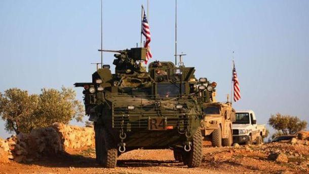 Американські війська у Сирії