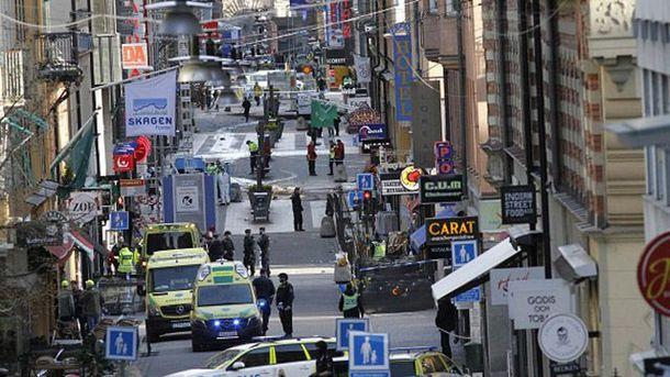 Жертв у Стокгольмі могло бути набагато більше