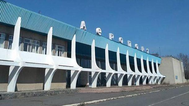 Плачевное состояние аэропорта в Николаеве
