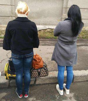 Українок хотіли передати у рабство