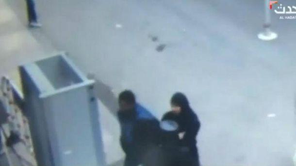 Момент теракта в Египте попал на камеры