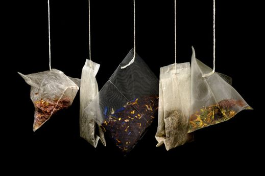 Чай очень полезен для организма