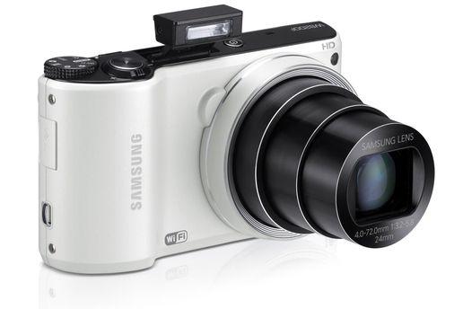 Samsung больше не будет производить цифровые камеры