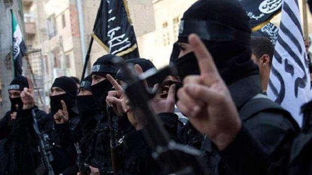 Бойовики ІДІЛ