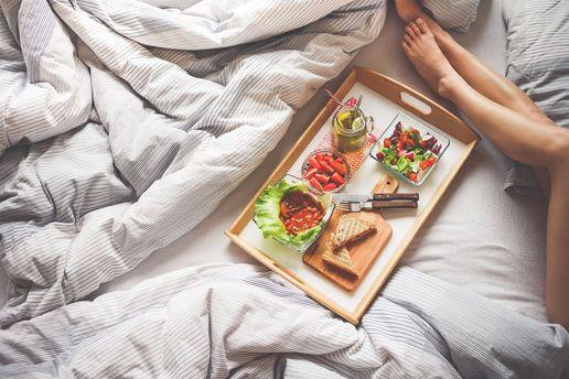 Что нельзя делать в постели