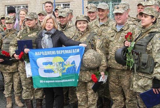 Украина будет идти к стандартам НАТО по отношению к женщине в армии