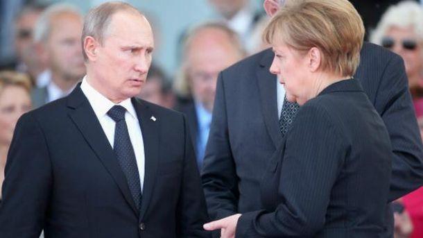 В начале мая Меркель собралась с визитом в Москву
